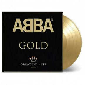 Gold - 2LP (Guld Vinyl) / ABBA / 1992 / 2021
