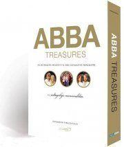 Treasures - En Interaktiv Hyldest Til Den Ultimative Popgruppe - CD+Bog / ABBA | Elisabeth Vincentelli / 2010
