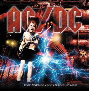 High Voltage Rock N Roll - 10CD / AC/DC  / 2021