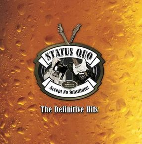 Accept No Substitute (The Definitive Hits) - 3CD / Status Quo / 2015