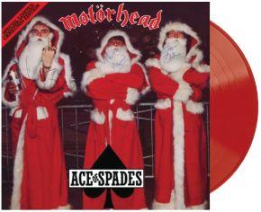 """Ace Of Spades - 12"""" Vinyl (RSD BF 2020 Farvet Vinyl) / Motörhead / 2020"""