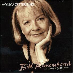 Bill Remembered - CD / Monica Zetterlund / 2000