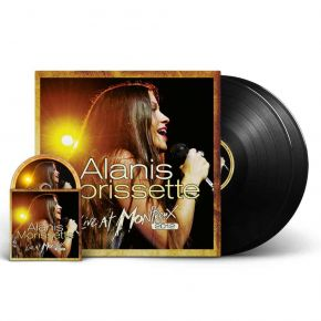 Live at Montreux 2012 - 2LP+CD / Alanis Morissette / 2013 / 2018
