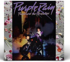 Purple Rain - LP (Incl. Poster) / Prince / 1984 / 2017