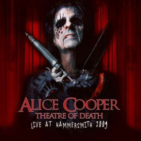 Theatre Of Death - Live At Hammersmith 2009 - CD / Alice Cooper / 2010/2021