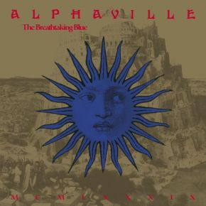 The Breathtaking Blue - 2CD+DVD / Alphaville / 1990 / 2021