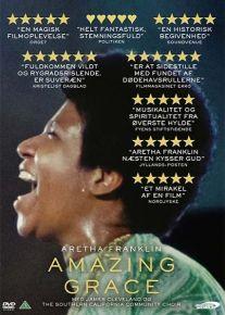 Amazing Grace - DVD / Aretha Franklin | Documentary / 2020