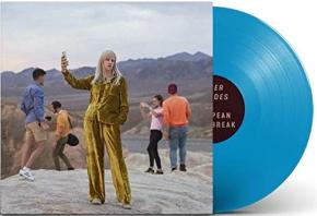 European Heartbreak - LP (Farvet vinyl) / Amber Arcades / 2018