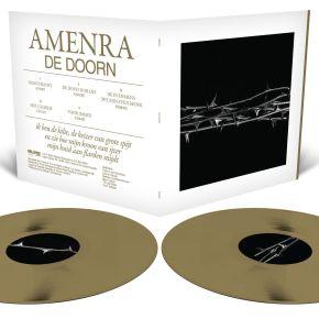 De Doorn - 2LP (Guld Vinyl) / Amenra / 2021