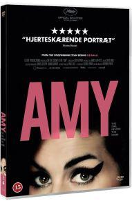 Amy (Dokumentar) - DVD / Amy Winehouse