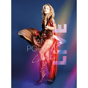 Live For Live - DVD / Ana Popovic / 2020