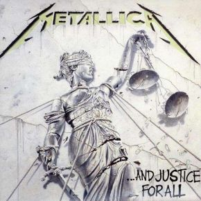 ...And Justice For All - 30th Anniversary Edition - CD / Metallica / 1988 / 2018