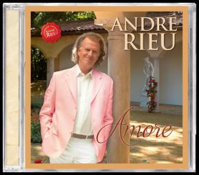 Amore - CD + DVD / André Rieu  / 2017
