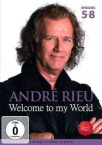 Welcome To My World (Episode 5-8) - DVD / Andre Rieu / 2016