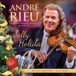 Jolly Holiday - CD+DVD / André Rieu / 2020
