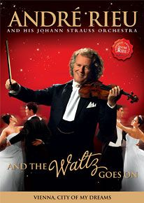 And The Waltz Goes On - DVD / Andre Rieu / 2011