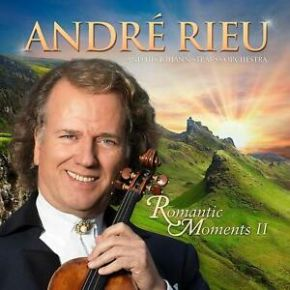 Romantic Moments II - CD+DVD / Andre Rieu / 2018