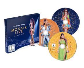 Mosaik Live (Die Arena Tour) - 2CD + DVD / Andrea Berg / 2020