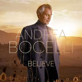 Believe - CD (Deluxe) / Andrea Bocelli / 2020