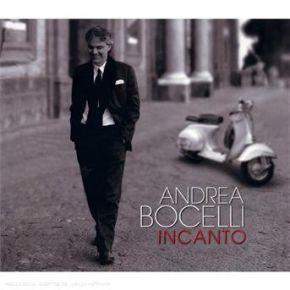 Incanto - CD+DVD / Andrea Bocelli / 2008