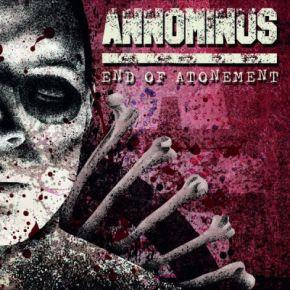 End Of Atonement - CD / Annominus / 2014
