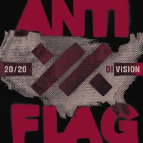 20/20 Division - LP (RSD 2021 Farvet Vinyl) / Anti-Flag / 2020/2021