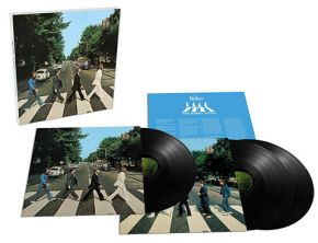 Abbey Road (50th Anniversary) - 3LP (Deluxe Vinyl Box) / The Beatles / 1969 / 2019