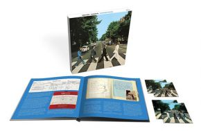 Abbey Road (50th Anniversary) - 3CD+1BD (Super Deluxe) / The Beatles / 1969 / 2019
