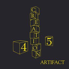 "Creation Artifact 45 - The First Ten Singles (1983-1984) - 10x7"" Vinyl (Boxset) / Various Artists / 2015"