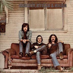 Crosby, Stills & Nash - LP / Crosby, Stills & Nash  / 1969/2009