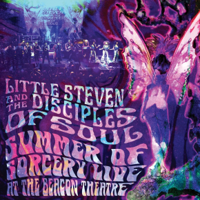 Summer of Sorcery: Live from the Beacon Theatre - Blu-Ray / Little Steven And The Disciples Of Soul / 2019/2021
