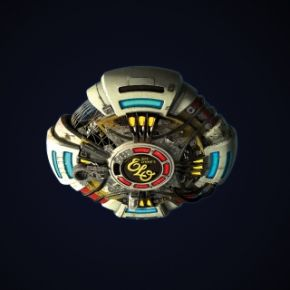 From Out Of Nowhere - LP / Jeff Lynne's ELO (Electric Light Orchestra) / 2019