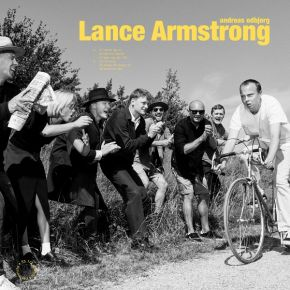 Lance Armstrong - LP (Signeret) / Andreas Odbjerg / 2020