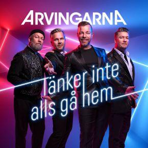 Tänker Inte Alls Gå Hem - CD / Arvingarna / 2021