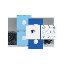 Swimming in Circles - 4LP (Blå & Lyseblå Vinyl) (Deluxe Bokssæt) / Mac Miller / 2020