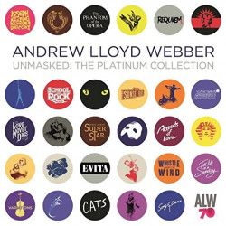 The Platinum Collection - 4CD (Deluxe) / Andrew Lloyd Webber / 2018