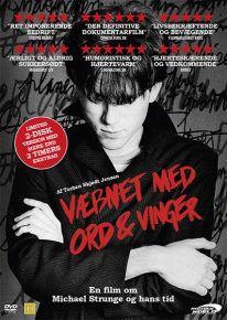 Væbnet Med Ord og Vinger (Dokumentar) - DVD / Michael Strunge | Torben Skjødt Jensen / 2018