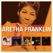 Original Album Series - 5CD (Bokssæt) / Aretha Franklin / 2009