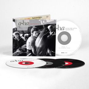 Hunting High And Low - 4CD / A-ha / 2015 / 2019