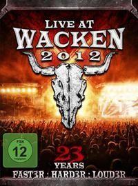 Live At Wacken 2013 / 23 Years - 3dvd / 2013