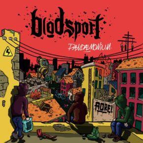 Pandæmonium - LP / Blodsport / 2017