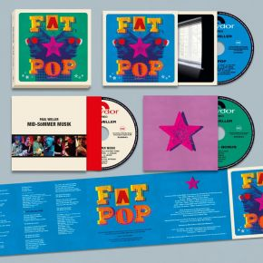 Fat Pop (Volume 1) - 3CD / Paul Weller / 2021