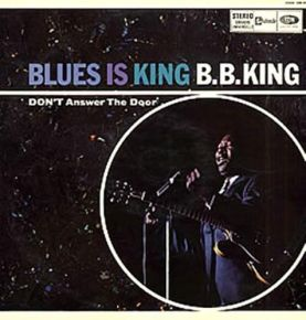 Blues Is King - LP / B.B. King /  1967