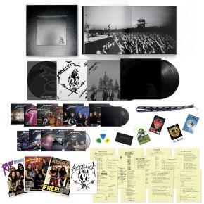 Metallica (The Black Album) - 6LP + 14CD + 6DVD + Bog m.m. (Deluxe Box Set) / Metallica / 2021