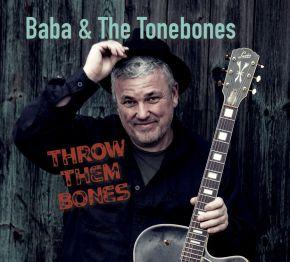 Throw Them Bones - LP / Baba & The Tonebones / 2020