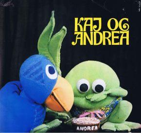 Kaj og Andrea - LP / Kaj og Andrea / 1974