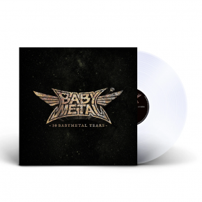 10 Baby Metal Years - LP (Klar Vinyl) / Babymetal / 2020/2021