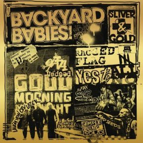 Silver And Gold - CD / Backyard Babies / 2019