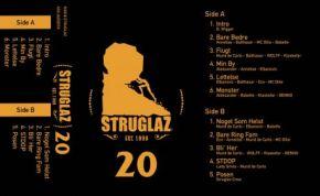 """Struglaz """"20"""" Mixtape - MC / Various Artists / 2018"""