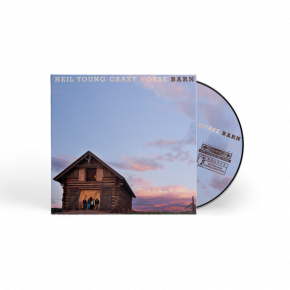 Barn - CD / Neil Young | Crazy Horse / 2021